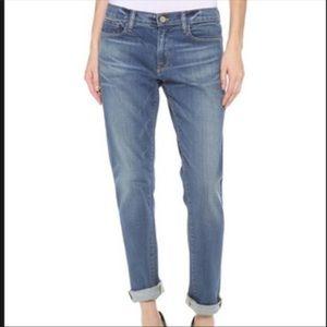 Frame Le Garçon Light Blue Jeans - Sz 28